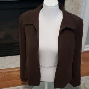Requirements zip jacket like new